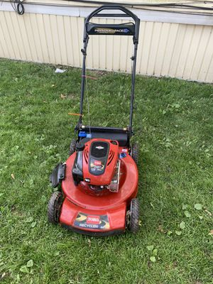 """Toro PUSH MOWER 22"""" inch deck $120 for Sale in Columbus, OH"""