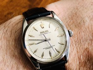 Vintage 1958 Rolex Oyster Perpetual 6564 watch - serious inquires only for Sale in Portland, OR