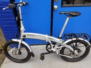 Oyama electric folding bike for Sale in Chantilly, VA