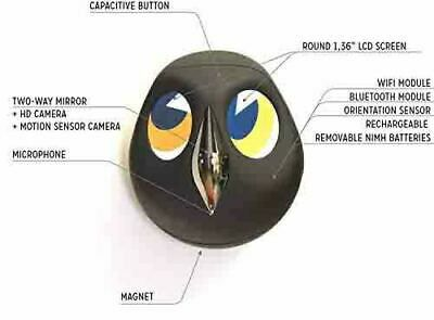 Ulo owl security camera