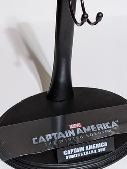 1/6 scale figure stand for Captain America The Winter Soldier S.T.R.I.K.E. suit for Sale in East Los Angeles,  CA