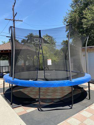 14ft Heavy Duty Pro Trampoline for Sale in Pasadena, CA