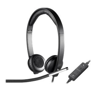 Logitech H650e USB Stereo Headset with Noice Cancelling Microphone for Sale in Dallas, TX