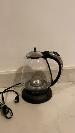 Capresso tea kettle for Sale in Washington, DC