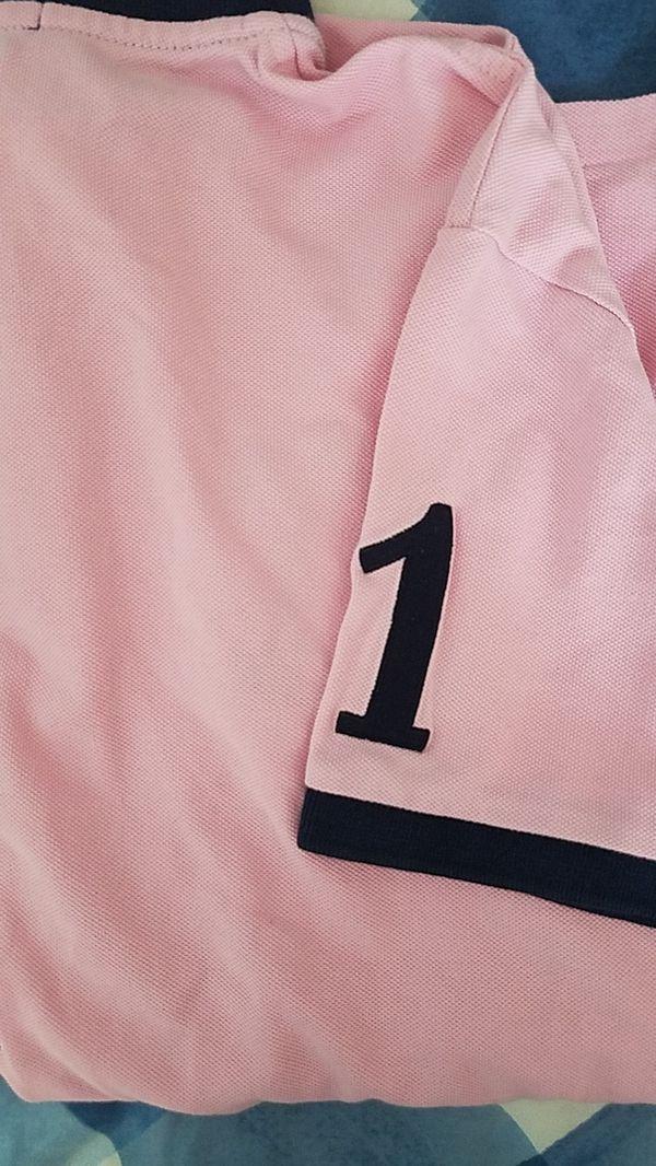 Ralph Lauren short sleeve polo top