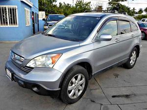 2007 Honda CRV EX-L 2WD AT 78k for Sale in South Gate, CA