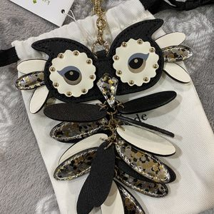 NWT Kate Spade Owl Key Chain for Sale in Queens, NY
