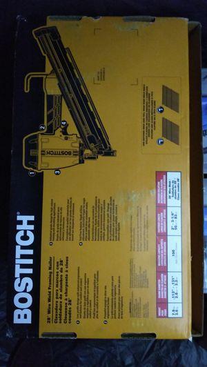 Bostitch frame nail gun for Sale in San Antonio, TX