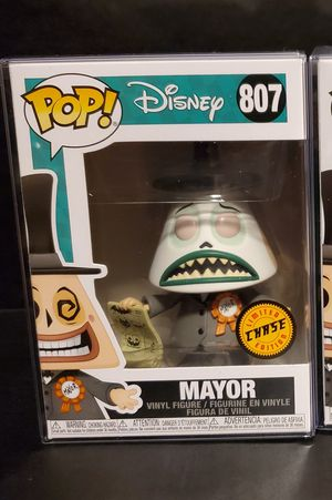 Funko Pop Mayor Chase Nightmare before Christmas for Sale in Pico Rivera, CA