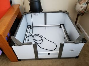 Whelping box with heat lamp for sale for Sale in Atlanta, GA