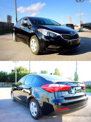2015 Kia Forte LX (Great Condition) for Sale in Bellaire, TX