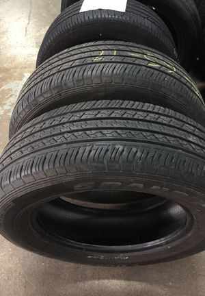 225.65.17 DUNLOP set of 2 for Sale in Miami, FL