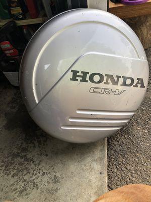 Honda CR-V tire cover for Sale in Hillsboro, OR