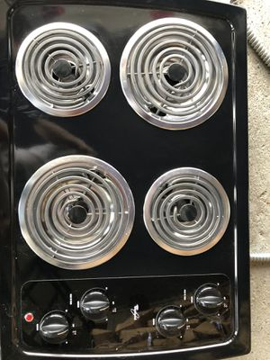 Whirlpool electric stove top for Sale in Germantown, MD