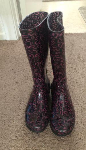 Girl Decendents rain boot for Sale in Las Vegas, NV