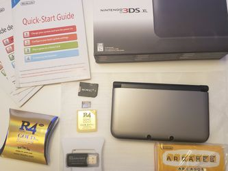 Nintendo 3ds XL hacked With Ds Games for Sale in Miami,  FL