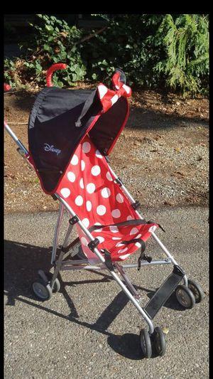 New Disney Minnie Mouse umbrella stroller for Sale in Everett, WA