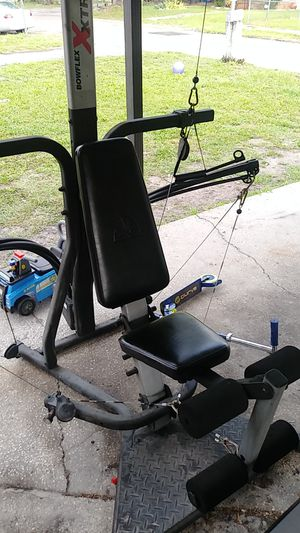Bowflex Xtreme work out for Sale in Tampa, FL