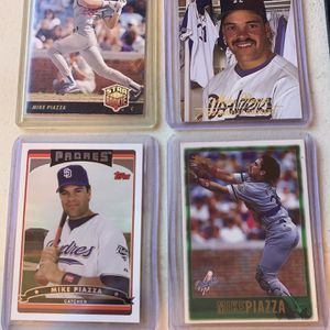 Los Angeles Dodgers Mike Piazza baseball cards for Sale in Buena Park, CA