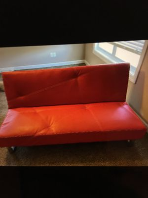 Futon must go today for Sale in Newport News, VA
