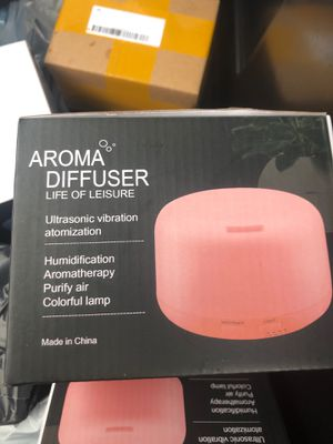 Humidifier diffuser for Sale in North Las Vegas, NV