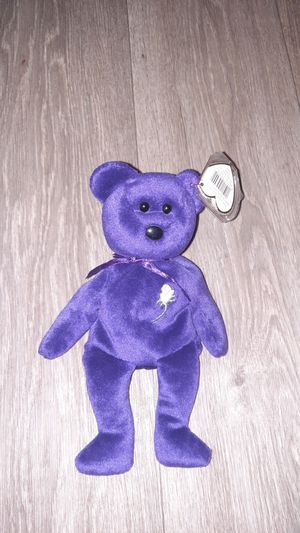 Princess D beanie baby for Sale in Las Vegas, NV