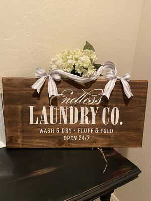 Endless laundry CO. for Sale in Chandler, AZ