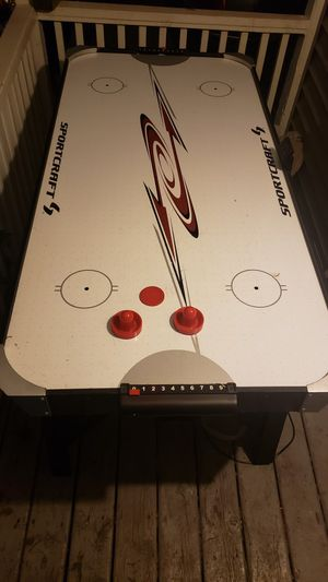 Air hockey table for Sale in Aurora, IL