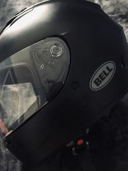 Bell Motorcyle Helmet With Bluetooth for Sale in Silver Spring,  MD