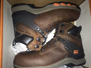 """Timberland Pro 6"""" work boot size 10.5 for Sale in Silver Spring, MD"""