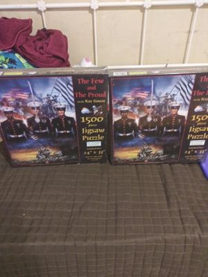 Marines Puzzle games for Sale in Los Angeles, CA