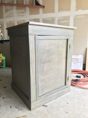 Custom Accent Cabinet for Sale in Kyle, TX