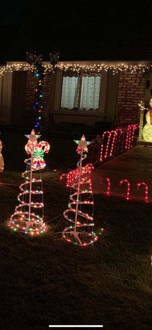 Christmas decor for Sale in Upland, CA