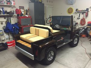 56 Ford F-100 Custom Golf Cart for Sale in Young, AZ