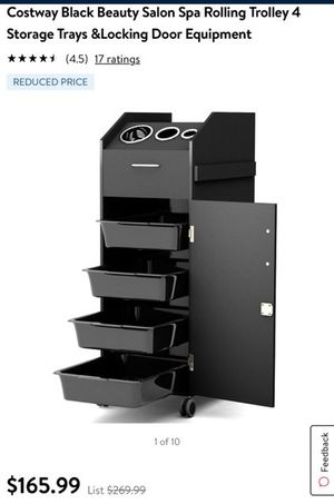 Beauty Salon Rolling Storage for Sale in Upland, CA