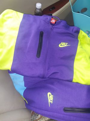 Sizes large and 3x $60 each mens nike sweatsuits for Sale in Buffalo, NY
