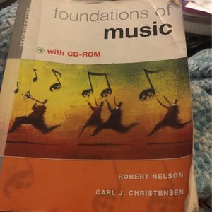 Foundations Of Music for Sale in Chino, CA