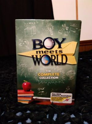 Boy Meets World Complete Collection for Sale in Middle River, MD
