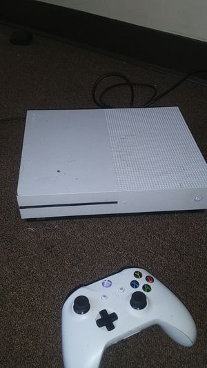 Xbox One S with games 2k20 legend edition, the new Call of Duty: Modern Warfare and many more games for Sale in Annapolis, MD