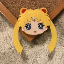 Sailormoon felt pin sailor moon Itabag for Sale in Bothell,  WA