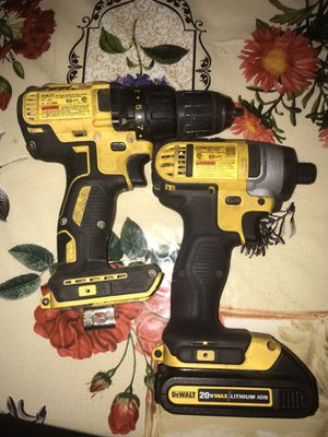 DeWalt drills for Sale in Escondido, CA