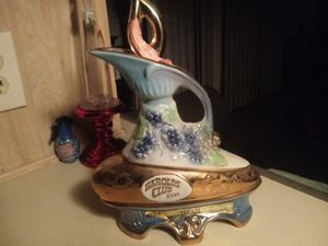 Harolds Club Whiskey Decanter for Sale in Modesto, CA