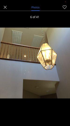 Chandelier light fixture!! for Sale in Las Vegas, NV