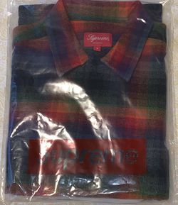 Supreme Plaid Flannel for Sale in Downey,  CA