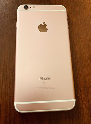 Apple iPhone 6s Plus 64GB Unlocked Rose Gold for Sale in Nicholasville, KY
