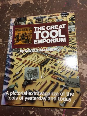 The Great Tool Emporium Book for Sale in Puyallup, WA
