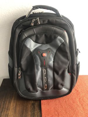 "SwissGear 17"" PEGASUS Notebook Backpack for Sale in Palm Desert, CA"