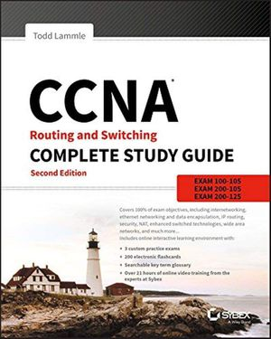 [PDF] CCNA Routing and Switching Complete Study Guide: Exam 100-105, Exam 200-105, Exam 200-125 for Sale in Los Angeles, CA