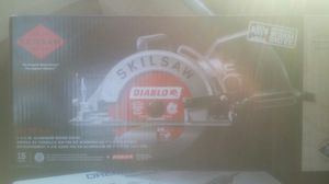 SKILSAW ALUMINUM WORM DRIVE CIRCULAR SAW for Sale in Modesto, CA
