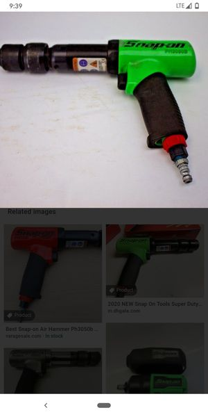 Snap-on air hammer for Sale in DEVORE HGHTS, CA